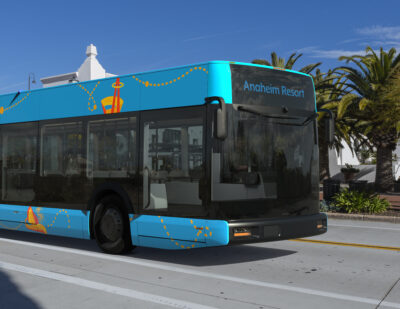 Anaheim PTO Partners with Arrival for $2 Million Clean Vehicle Grant