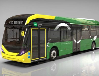 BYD ADL: Up to 200 Battery-Electric Single Deck Buses for Ireland's NTA