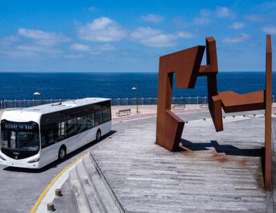 Irizar e-mobility Awarded Landmark Electric Bus Contract for Paris