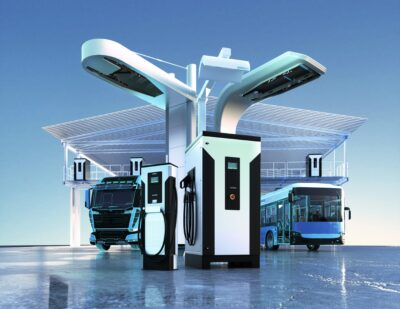 Siemens and Bernmobil Drive Sustainable Bus Transport in Bern