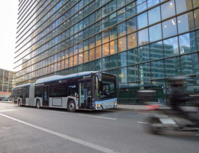 More CNG-Fuelled Solaris Buses in Spain: 57 Urbinos for Auvasa