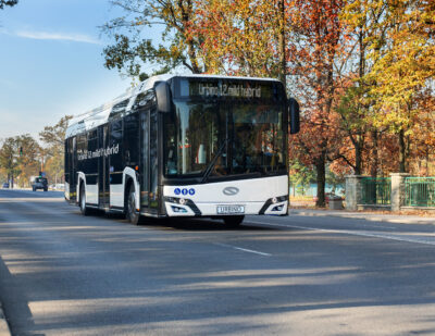 Solaris Signs a Contract for 51 Buses for Operator MPKŁódź