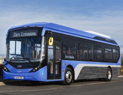 Transport Scotland: £50 Million for Zero Emission Buses in 2021