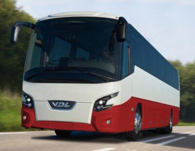 VDL Enters Public Transportation in Latvia: 52 Buses for BBus