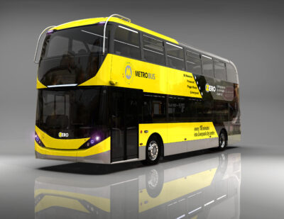Liverpool City Region Selects ADL's H2.0 Second-Generation Hydrogen Bus