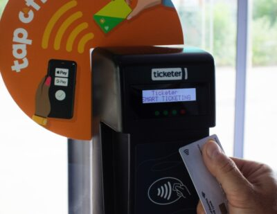 First Bus, Ticketer and Littlepay Roll Out Tap On / Tap Off Scheme