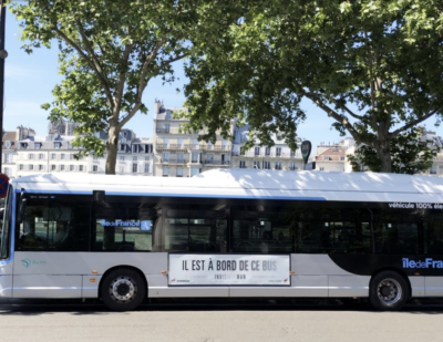Forsee Power Wins RATP Tender to Power HEULIEZ Electric Buses