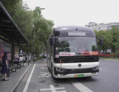 Golden Dragon Polestar Buses Win Wide Recognition in Ningde