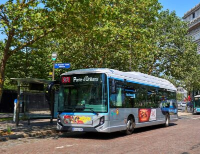 IVECO BUS Wins Major Order to Supply Electric Buses to the City of Paris