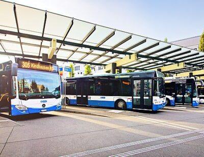 Verkehrsbetriebe Zürich (VBZ) Relies On PSI Depot Management System