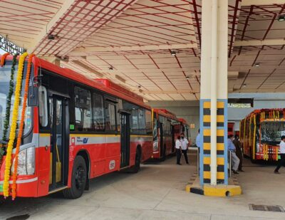 Tata Motors Delivers 35 Electric Buses to Mumbai's BEST