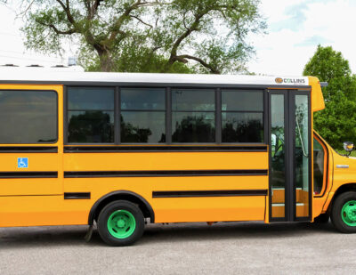 Lightning eMotors Signs Multiyear School Bus Agreement with Collins Bus