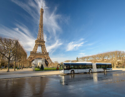BUS2025 Programme: Solaris Signs Framework Agreement with RATP